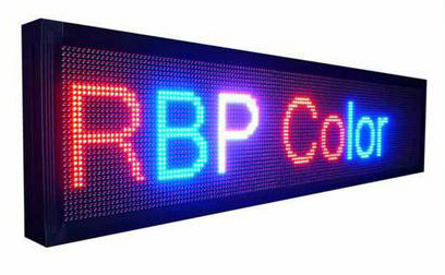 tri-color-Led-sign-message-sign-board-scrolling-led-sign